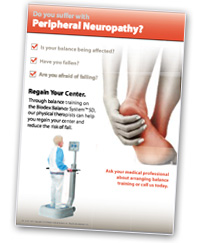 Peripheral Neuropathy Program