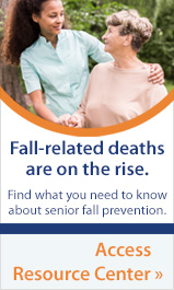 Fall-related deaths are on the rise