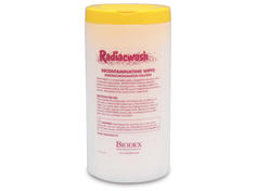 NEW Radiacwash™ Decontaminating Wipes