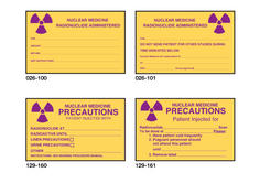 Nuclear Medicine Labels