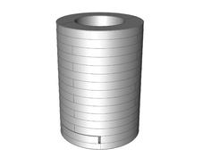 Dose Calibrator Shielding Rings