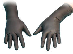 Powder-Free Radiation Attenuating Gloves