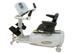 Semi-Recumbent Elliptical
