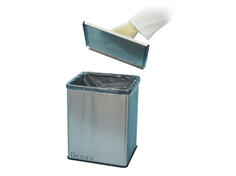 Shielded Waste Container