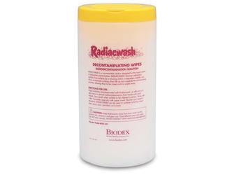 NEW Radiacwash™ Decontaminating Wipes