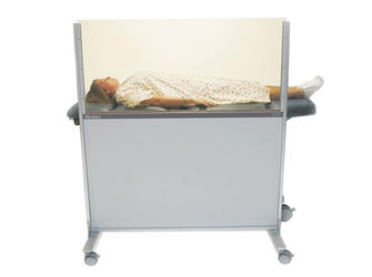 Clear-Lead™ Mobile Nuclear Medicine Barrier