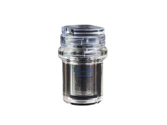 NEW Y-90 Lucite® Vial Shield
